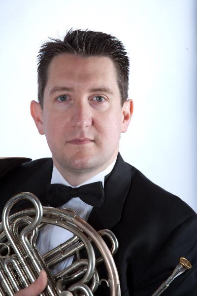Jay Chadwick horn